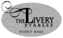 The Livery Stables Event Hall - Platnium Sponsor of Pink Out for Hope